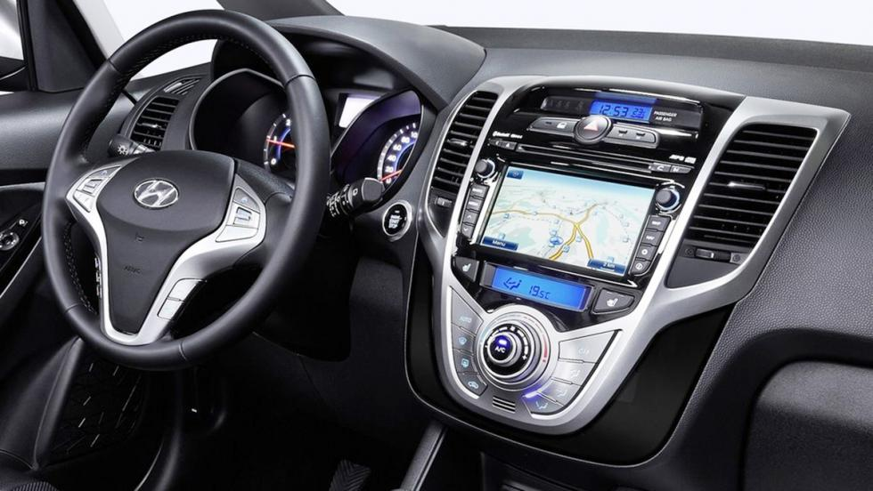 5 detalles que te harán ver al Hyundai ix20 con otros ojos - Está cargado de tecnología