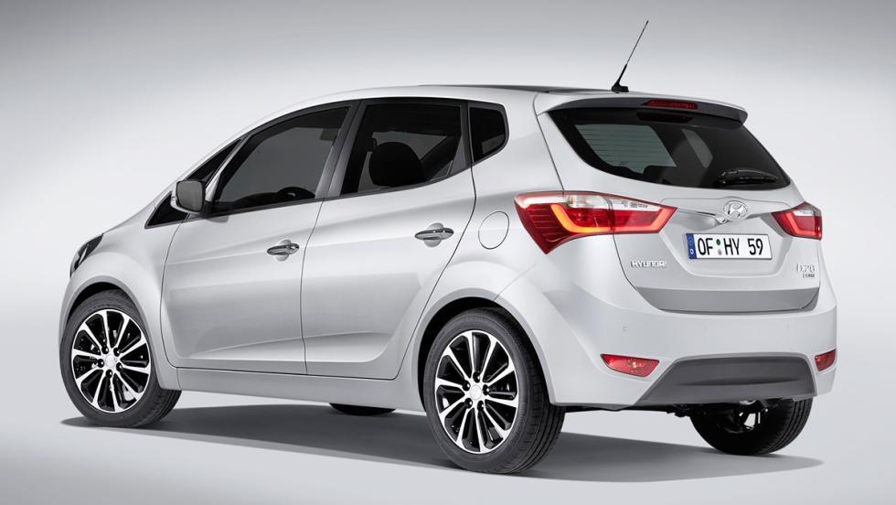 5 detalles que te harán ver al Hyundai ix20 con otros ojos - ¿Sabes su precio?