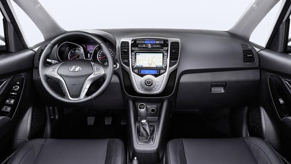 5 detalles que te harán ver al Hyundai ix20 con otros ojos - Su interior es muy amplio