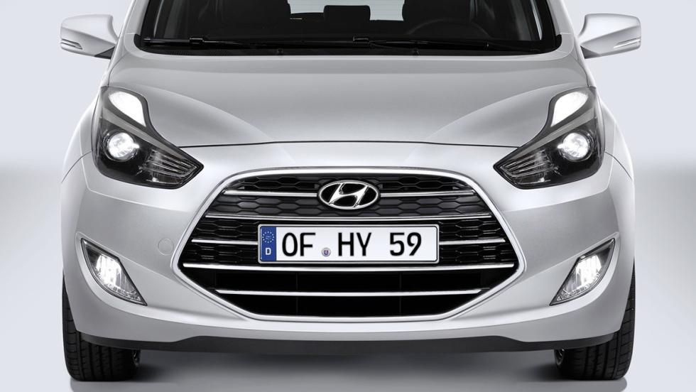 5 detalles que te harán ver al Hyundai ix20 con otros ojos - Tiene un diseño acertado y compacto