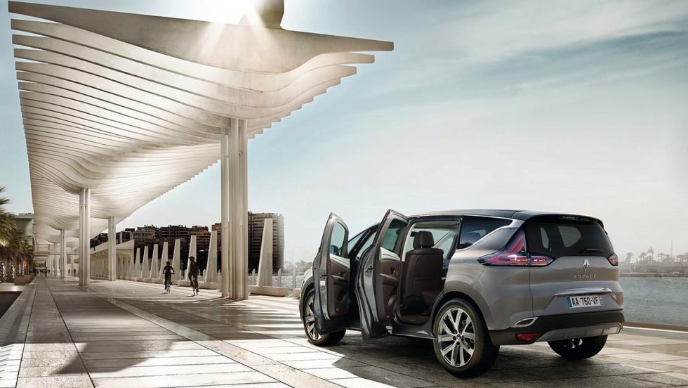 5 detalles del Renault Espace - Su precio es realmente competitivo