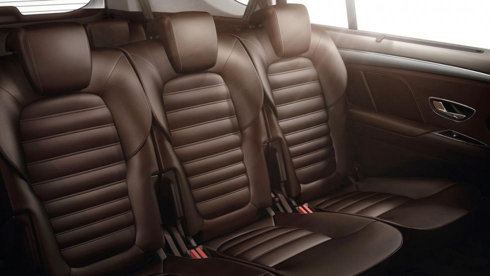 5 detalles del Renault Espace - Tiene siete plazas