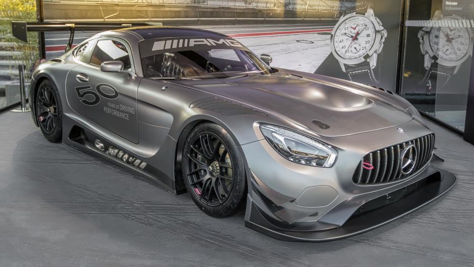 50 AMG GT3