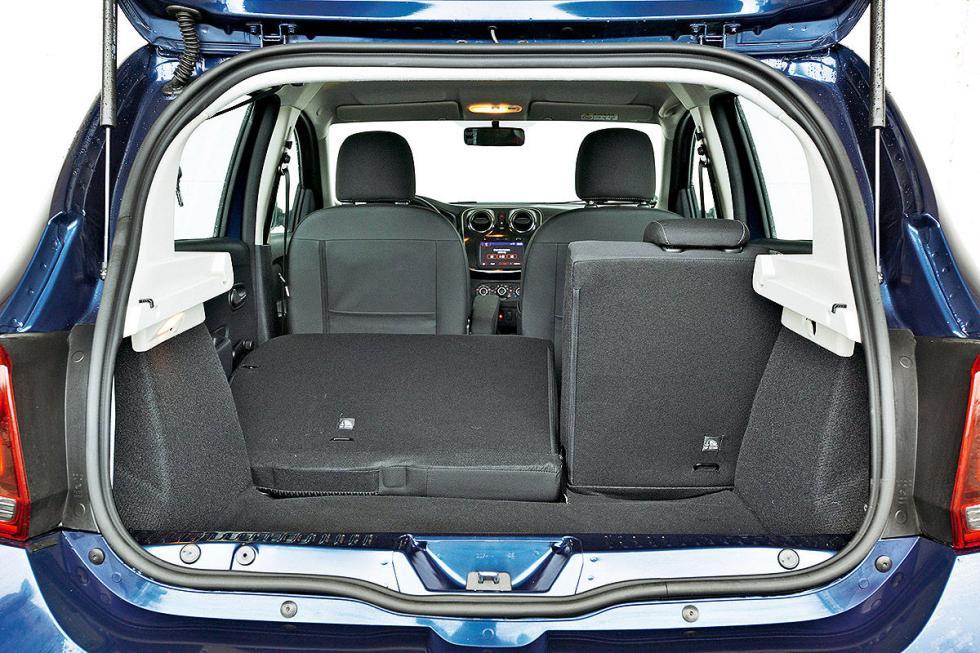 Al volante del Dacia Sandero dCi 90