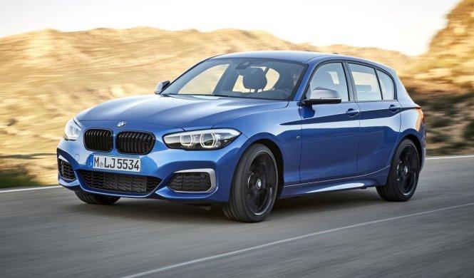 BMW Serie 1 2017: interior renovado