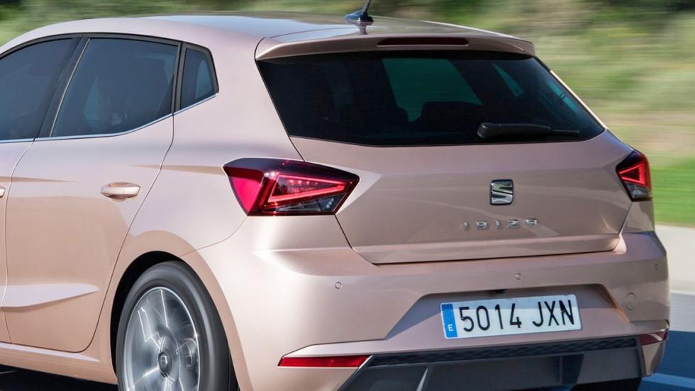 Las 7 diferencias del Seat Ibiza 2017 - Y su maletero, también