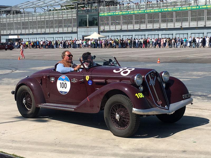 ALFA ROMEO 6C 2300 PESCARA SS TOURING – 1935