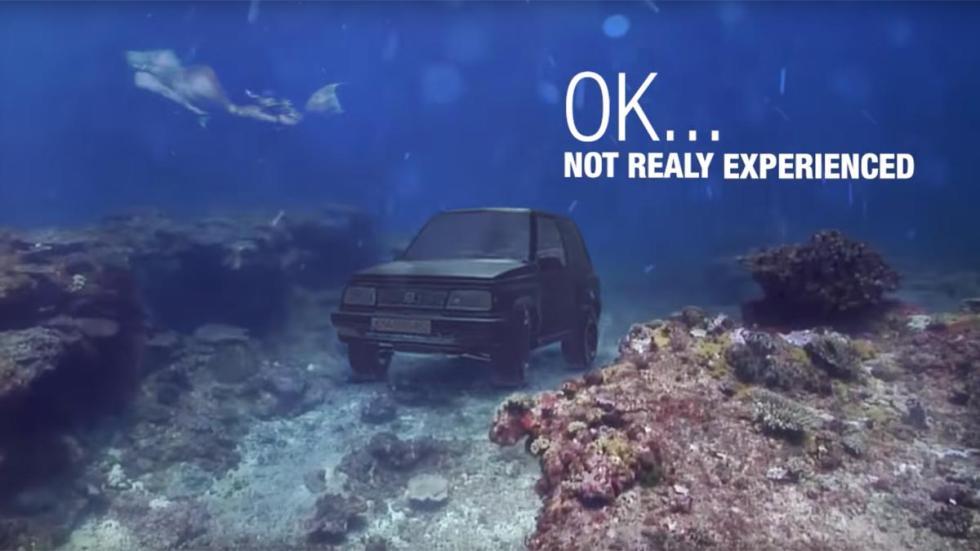 Anuncio Suzuki Vitara mejor impresionante ingenio vídeo