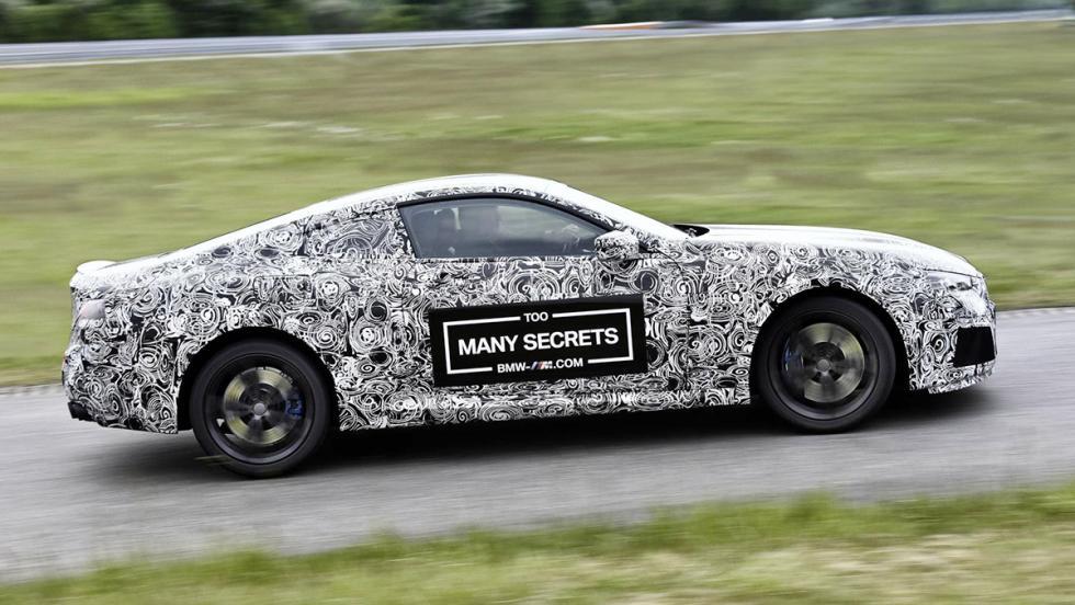 Así es el nuevo BMW M8... más o menos