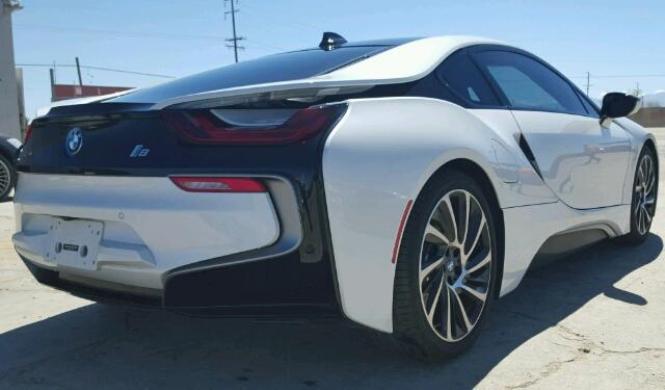 BMW i8 a la venta