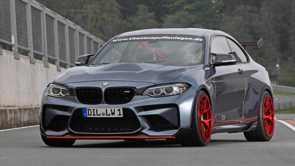 BMW M2 Lightweight Performance CSR preparaciones alemania