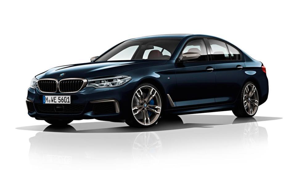 BMW M550d xDrive (III)