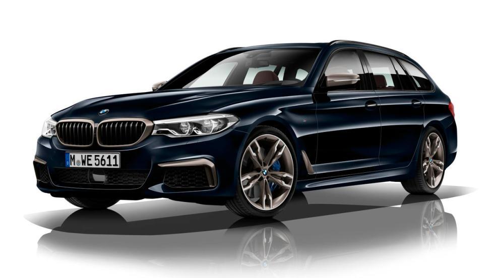 BMW M550d xDrive (IV)