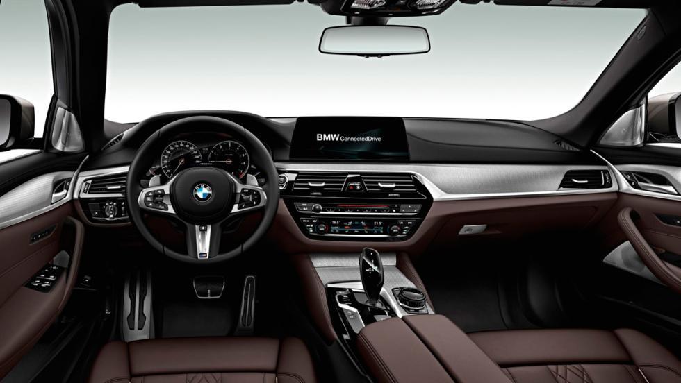 BMW M550d xDrive (VI)