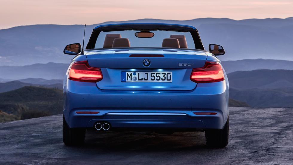 BMW Serie 2 Cabrio 2017 (V)