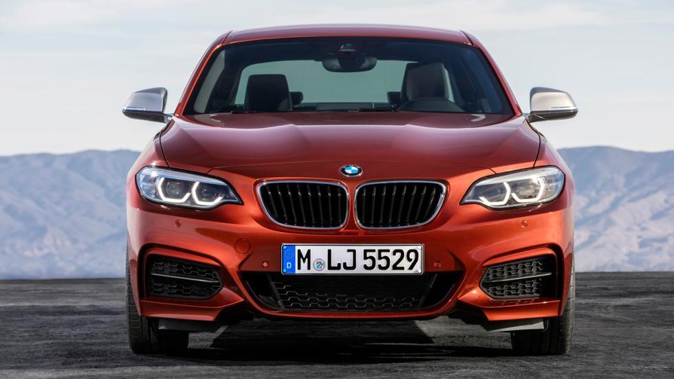 BMW Serie 2 Coupé 2017 (I)