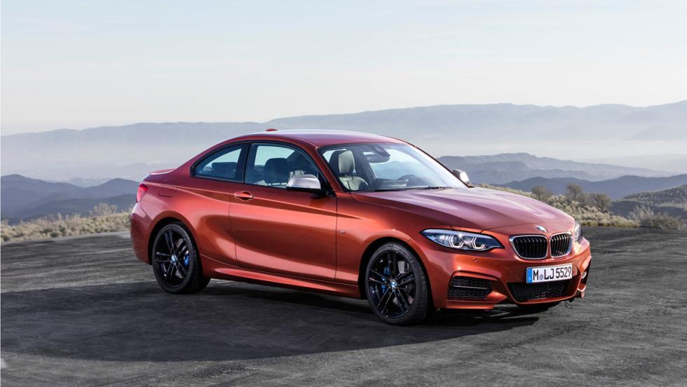BMW Serie 2 Coupé 2017 (II)