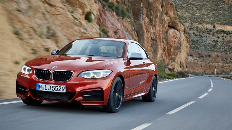 BMW Serie 2 Coupé 2017 (VI)