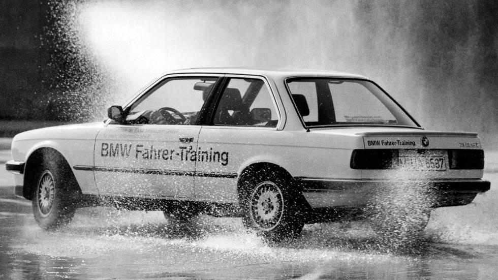 BMW Serie 3 E30 coupé clásico