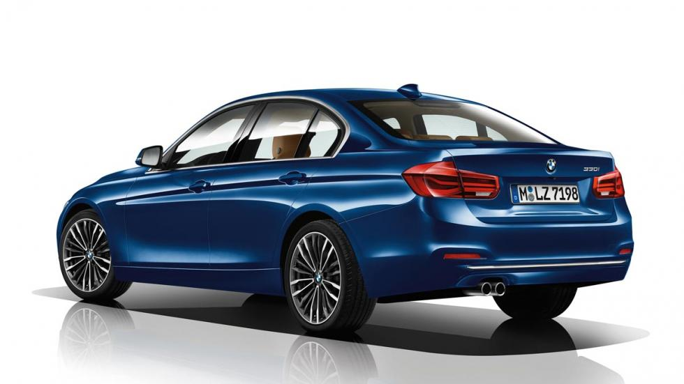 BMW Serie 3 Edition Luxury Line Purity