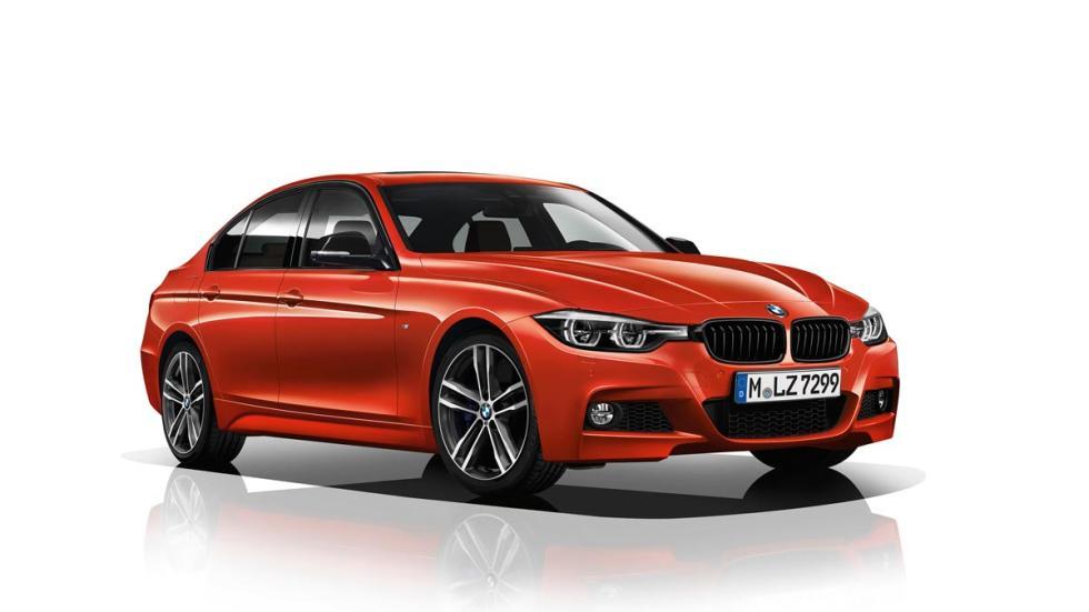 BMW Serie 3 Edition M Sport Shadow