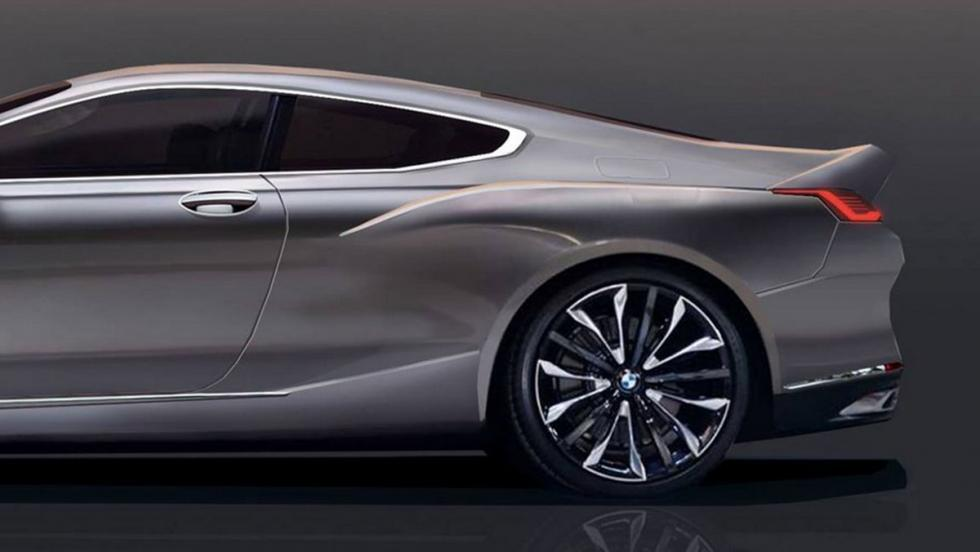 El BMW Serie 8 2018 según Peisert Design