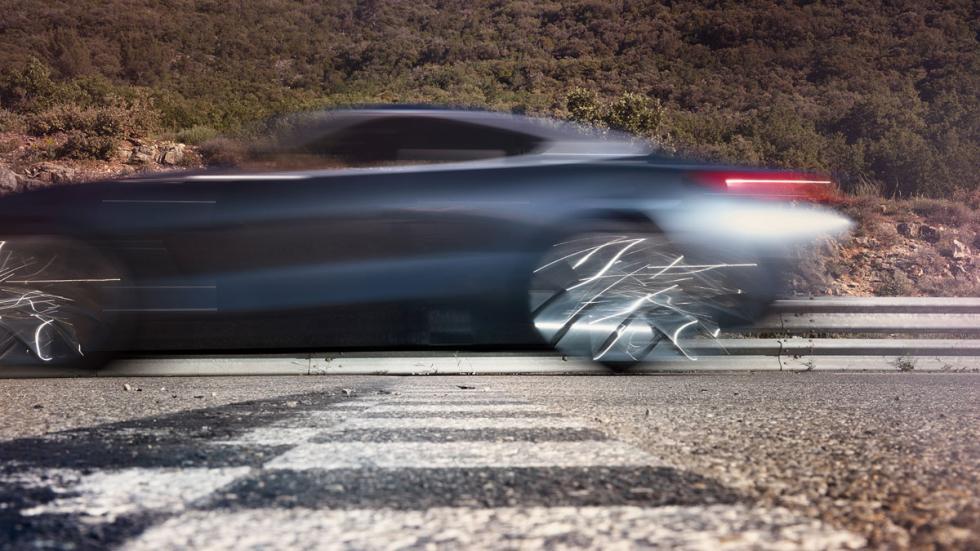 BMW Serie 8 Concept deportivo coupé gran turismo