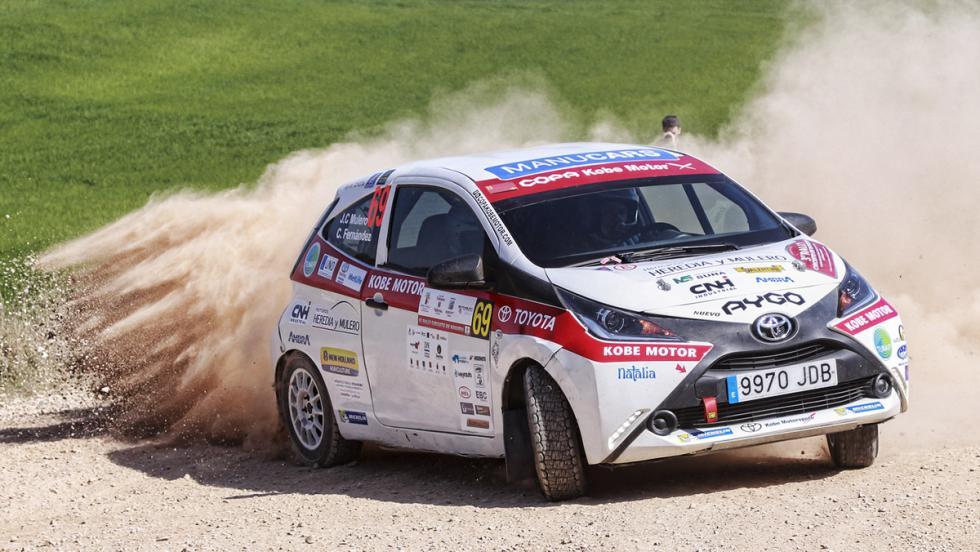 Las claves del Toyota Aygo - ¡Compite en rallyes!