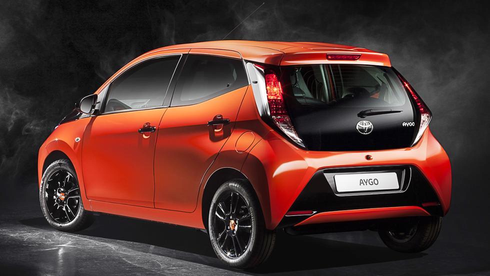 Las claves del Toyota Aygo - Disponible a partir de 10.300 euros