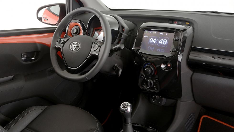 Las claves del Toyota Aygo - Tiene tres niveles de equipamiento