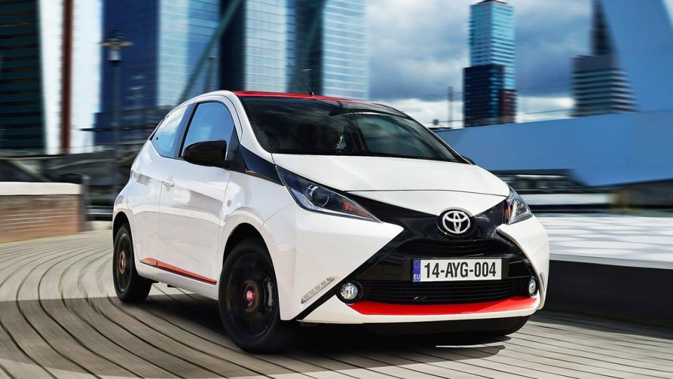 Las claves del Toyota Aygo