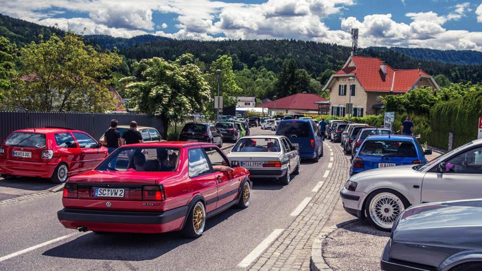 Los coches más salvajes del Festival de Wörthersee 2017