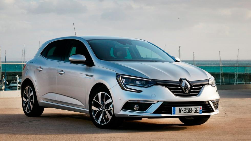 Coches mejores con motor diésel: Renault Mégane (I)