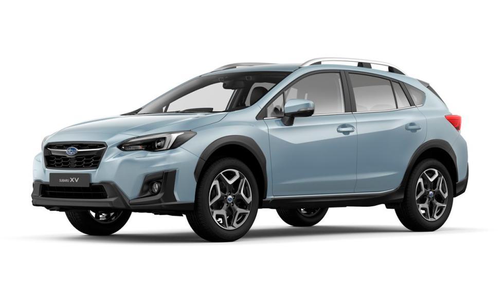 Coches mejores con motor diésel: Subaru XV (I)