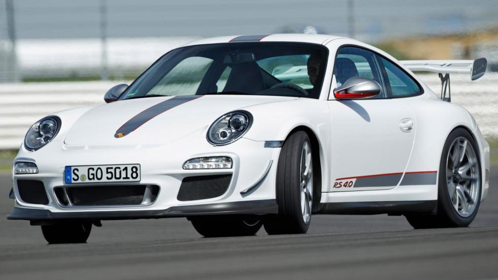 Coches con motor bóxer: Porsche 911 (997) GT3 RS 4.0 (II)