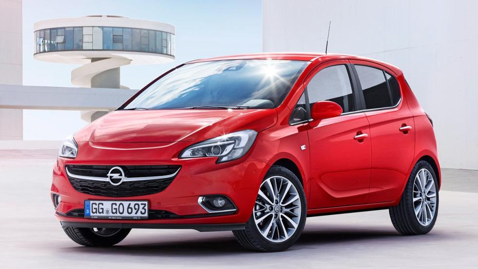 Coches nuevos entre 6.000 y 9.000 euros - Opel Corsa