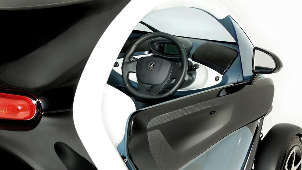 Coches nuevos entre 6.000 y 9.000 euros - Renault Twizy