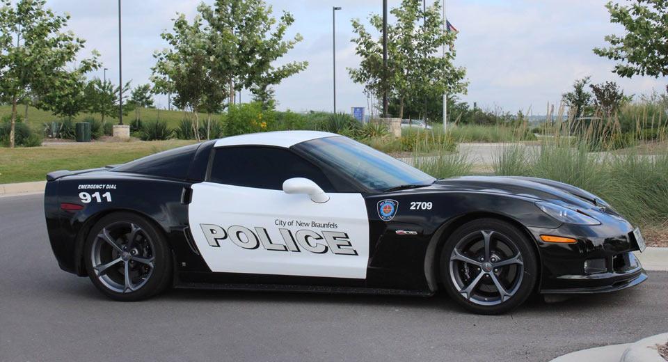 Coptimus Prime, el nuevo coche patrulla de la poli tejana