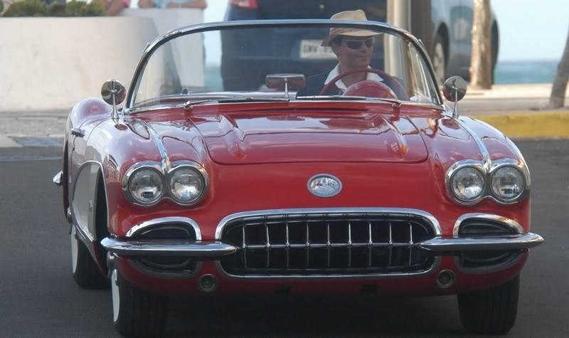 Corvette ´59 de Johnny Depp