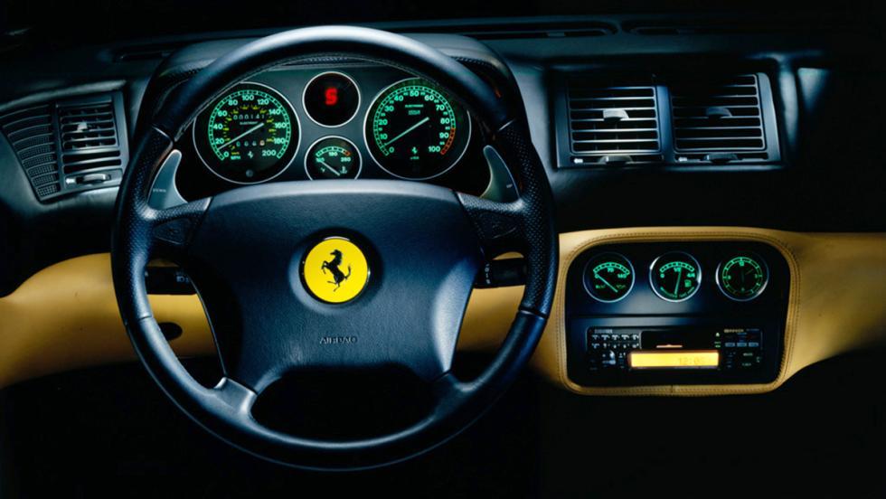 Los deportivos más elegantes de todos los tiempos - Ferrari F355