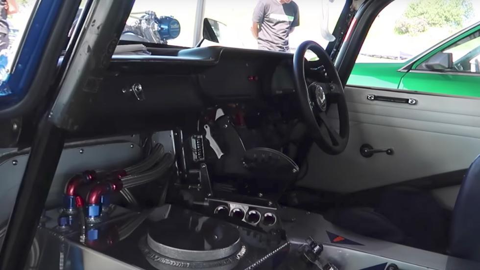 Este brutal Honda S600 tiene 1.200 CV