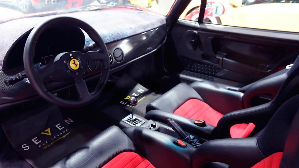 Ferrari F50 a la venta deportivo