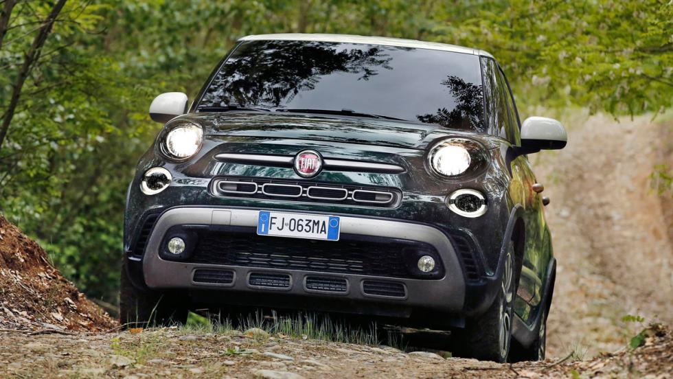 Fiat 500L 2018 (IV)