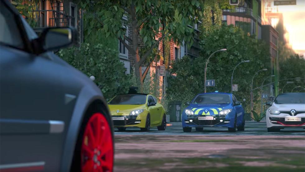 Gama Renault Mégane RS compacto deportivo