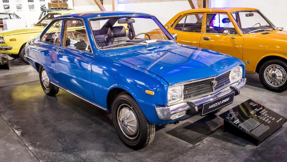 La impresionante colección del primer museo de Mazda en Europa