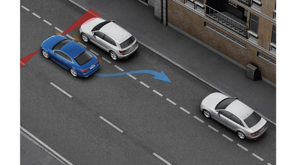 Innovaciones en los coches: aparcamiento (I)