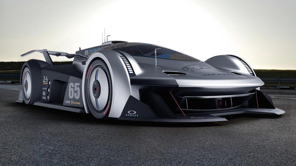 Jaguar SS 107 Le Mans (IV)