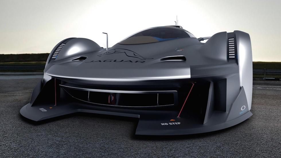 Jaguar SS 107 Le Mans (V)