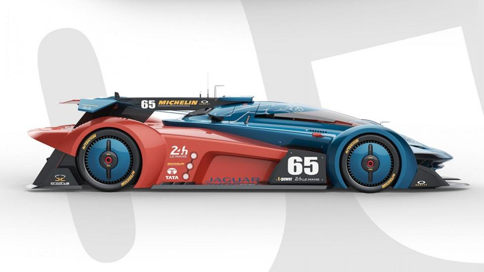 Jaguar SS 107 Le Mans (VI)