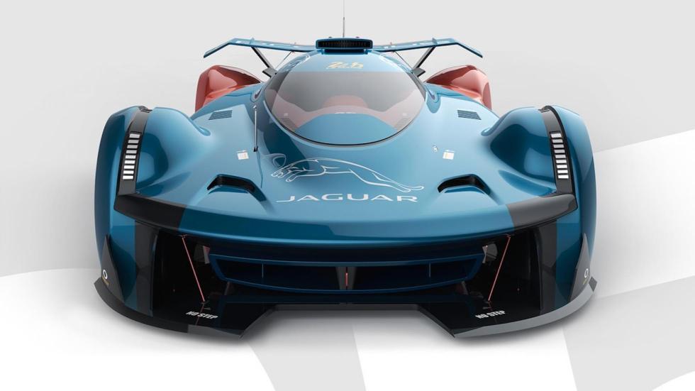 Jaguar SS 107 Le Mans (VII)